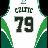 Dewsbury Celtic Basketball Vest