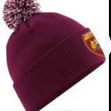 Dewsbury Moor Bobble Hat