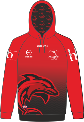 Coaches Hoody - Front