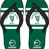 Dewsbury Celtic Flip Flops