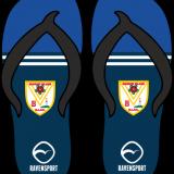 Barrow Island Flip Flops