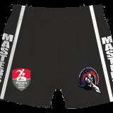 Methley Warriors Masters Shorts – Black