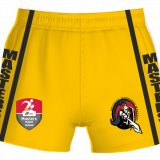 Methley Warriors Masters Shorts – Gold