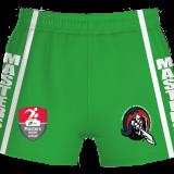 Methley Warriors Masters Shorts – Emerald