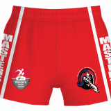 Methley Warriors Masters Shorts – Red