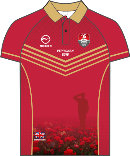 Masters Perpignan Polo - Front