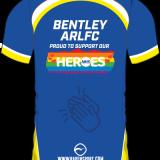 Bentley ARLFC NHS Leisure Shirt