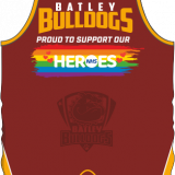 Batley Bulldogs 2020 Junior NHS Vest
