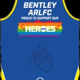 Bentley ARLFC Junior NHS Vest