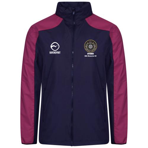 Pro Shower Jacket - Front (2)