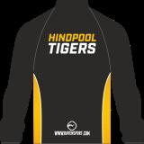 Hindpool Tigers Junior Quarter Zip Jacket