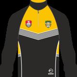 Arlecdon Masters Quarter Zip Jacket – Amber