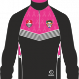 Arlecdon Masters Quarter Zip Jacket – Pink