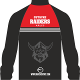 Cutsyke Raiders Junior Quarter Zip Jacket