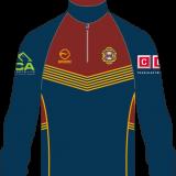 Wheatley Hills Quarter Zip Jacket