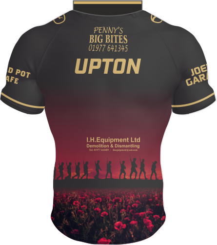 Remembrance Day Shirt - Back