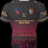 Upton Junior Remembrance Day Replica Shirt