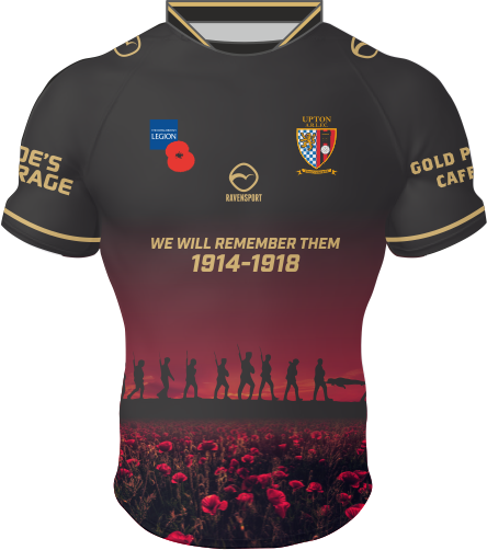 Remembrance Day Shirt - Front