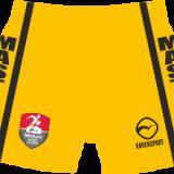 Masters Shorts – Gold