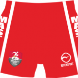 Masters Shorts – Red