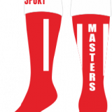 Masters Socks – Red