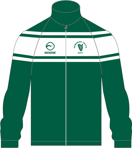Tracksuit Top - Front