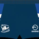 Brotherton Bulldogs Training Shorts