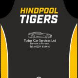 Hindpool Tigers Vest