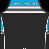 Greetland Girls Junior Vest