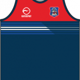 Distington Junior Vest