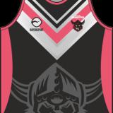 Cutsyke Raidettes Junior Vest