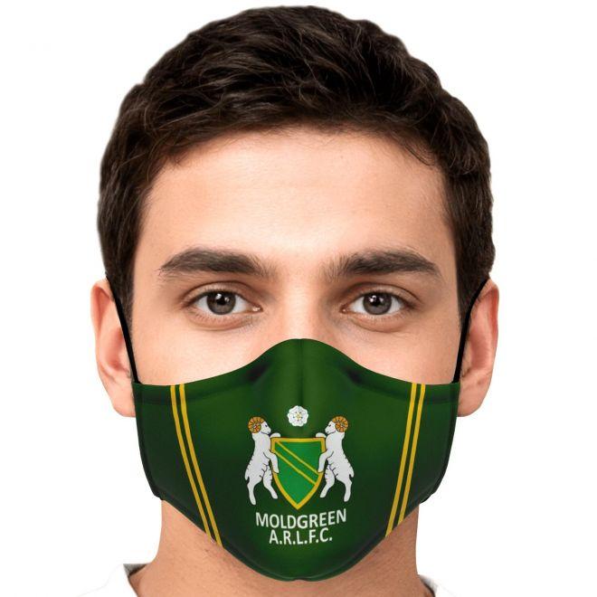 faceMask-Moldgreen