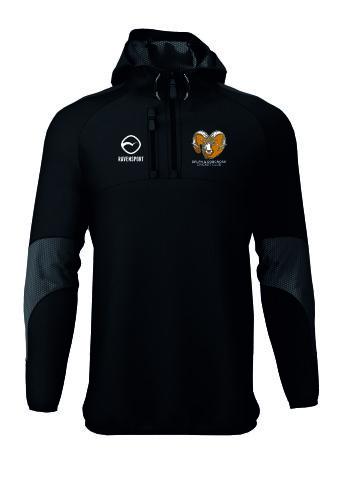 Hooded Jacket F