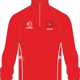 Lancashire Masters Quarter Zip Jacket Adult