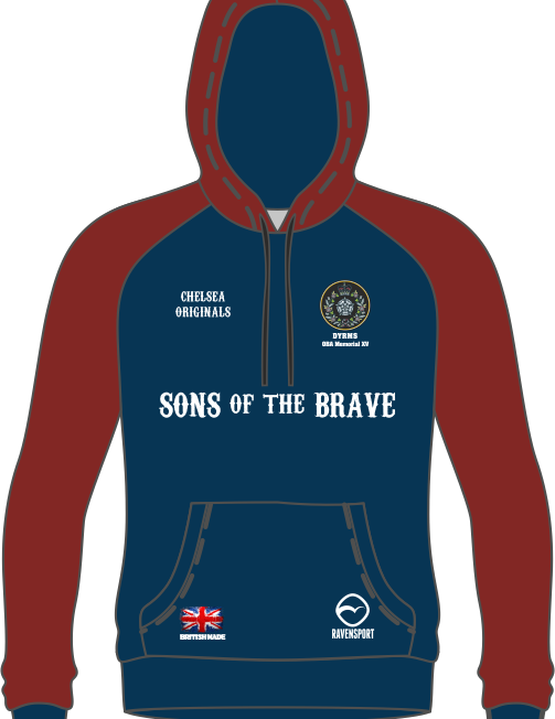 Sons Hoodie Front
