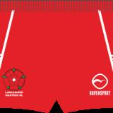 Lancashire Masters Training Shorts Adult