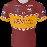 Batley Bulldogs 2021 infant home shirt