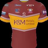 Batley Bulldogs 2021 junior home shirt