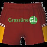 Batley Bulldogs 2021 home shorts