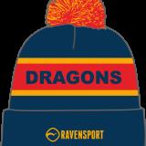 Medway Dragons Bespoke Bobble Hat