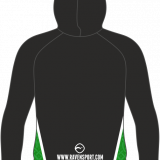 Dewsbury Celtic Junior Hoody Black