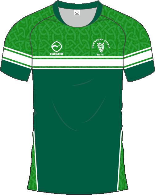 Subli Leisure Shirt Green (F)