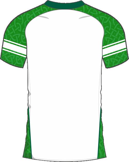 Subli Leisure Shirt White (B)