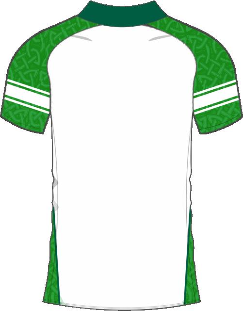 Subli Polo White (B)