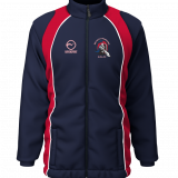 Methley Warriors Girls Pro Shower Jacket Junior