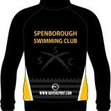 Spenborough Swimming Club Tracksuit Top Junior