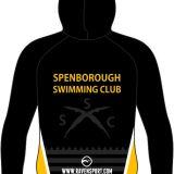 Spenborough Swimming Club Zipped Hoody